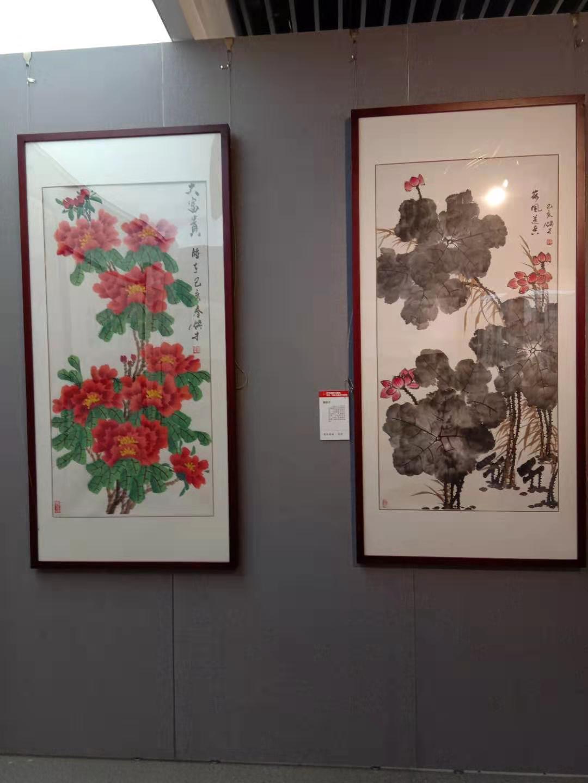 庆祝建国70周年,北京·河曲书画艺术联赛(图4)