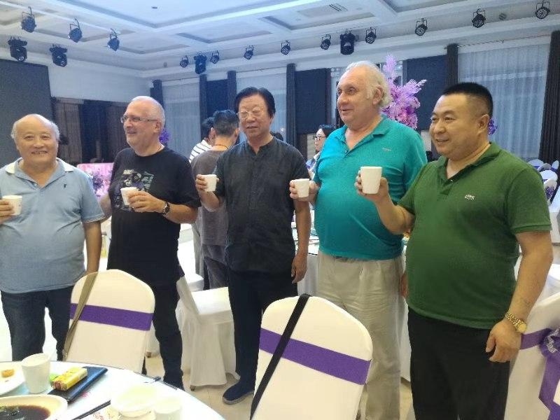庆祝建国70周年,北京·河曲书画艺术联赛(图1)